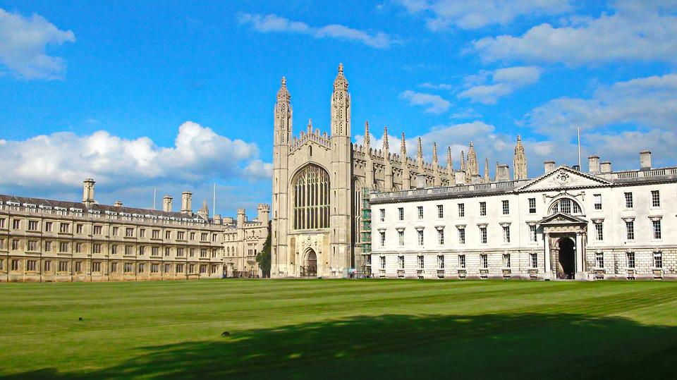 Kings College, Cambridge, Uk, University, England