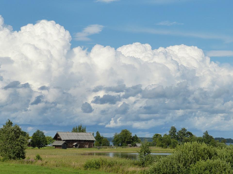 Russia, Kishi, Lake, World Heritage, Tourism