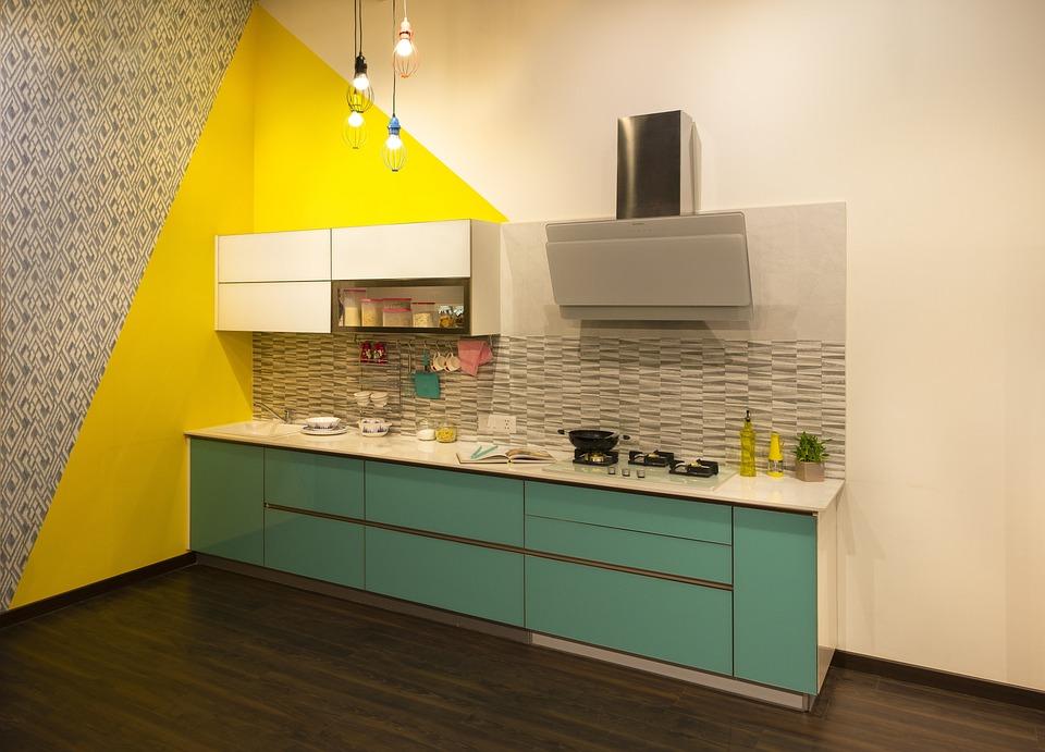Home, Modularkitchen, Kitchen, Kitchendesign