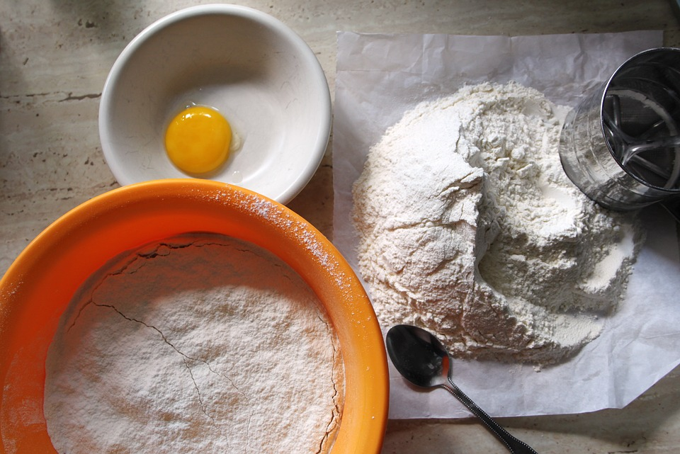 Cake Yeast, Cake, Egg, Pastries, Burning, Kitchen