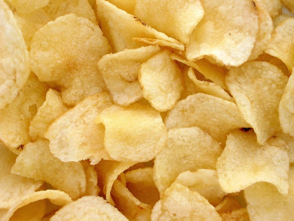 Chips Potatoes, Potatoes, Kitchen, Aperitif, Food