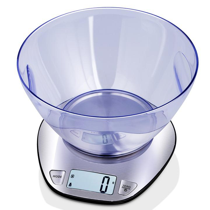 vera compact scale escali kitchen scales digital