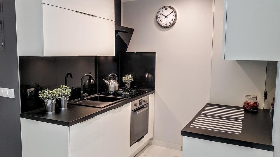 Kitchen, The Interior Of The, Kitchenette