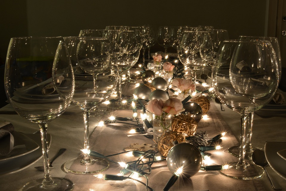 Party, Kitchenware And Tableware, Glass, Wine Glasses