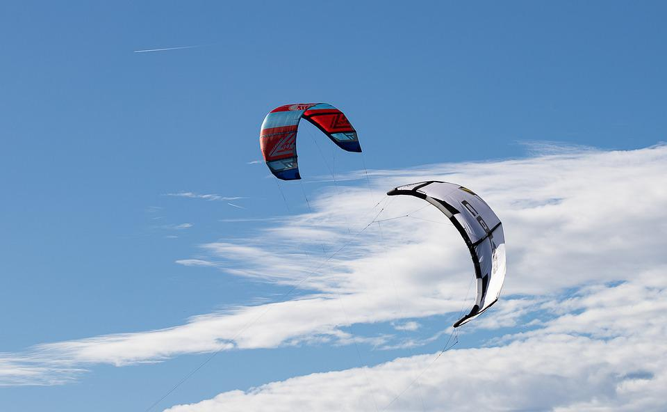Kite, Kite Surfing, Water Sports, Surf, Kiteboarding