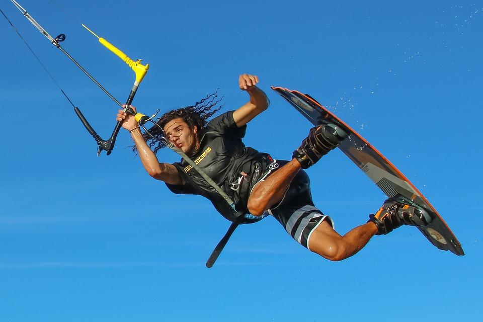 Kitesurf, Kiteboarding, Kitesurfing, Wind, Sea, Sport