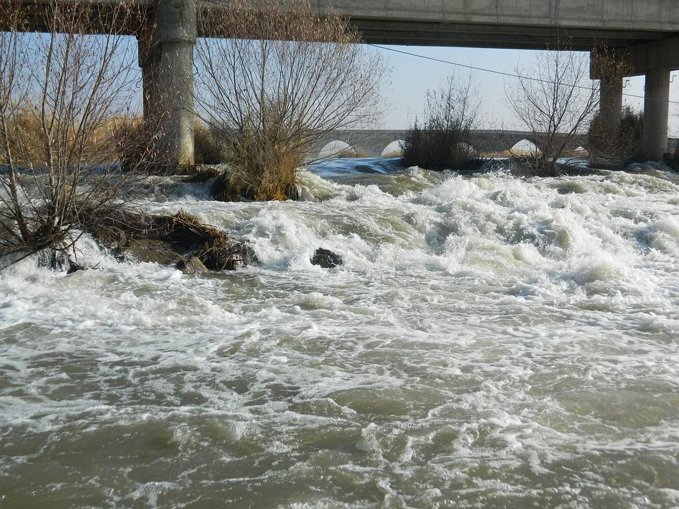 River, Water And Danger, Kızılırmak