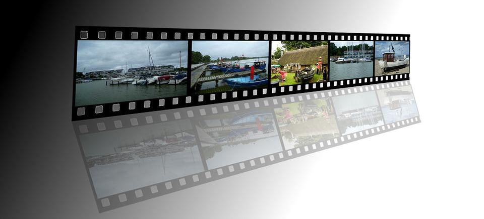 Kleinbild Film, Film, Filmstrip, Slide, Slide Film