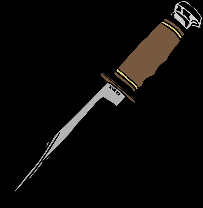 Blade, Knife, Sharp, Weapon, Hunter, Arm