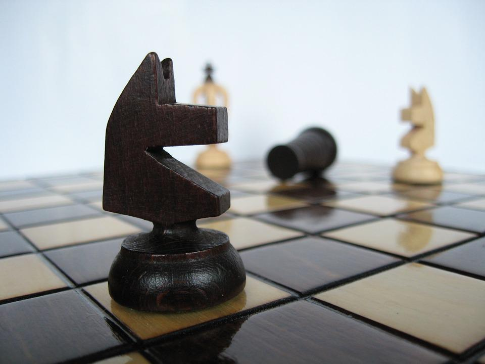 Chess, Pawn, Knight, Intelligence