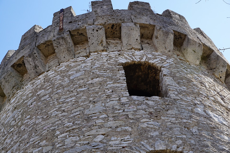 Castle, Tower, Knight's Castle, Tuttlingen