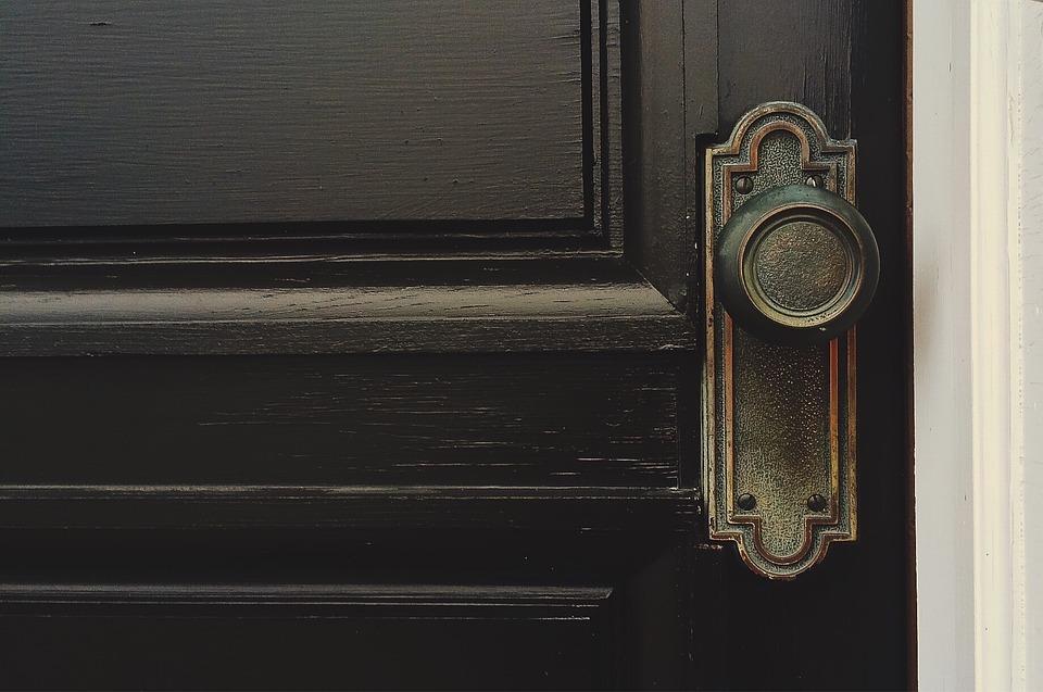 Door, Knob, Vintage, Antique, House