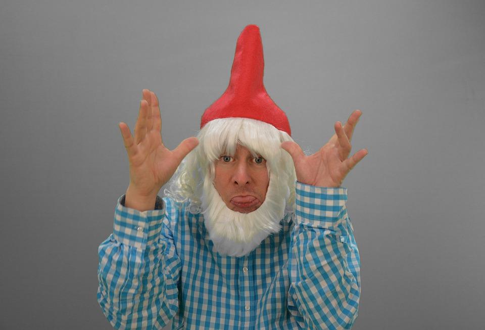 Dwarf, Gnome, Imp, Kobold, Bäh, Make Fun Of
