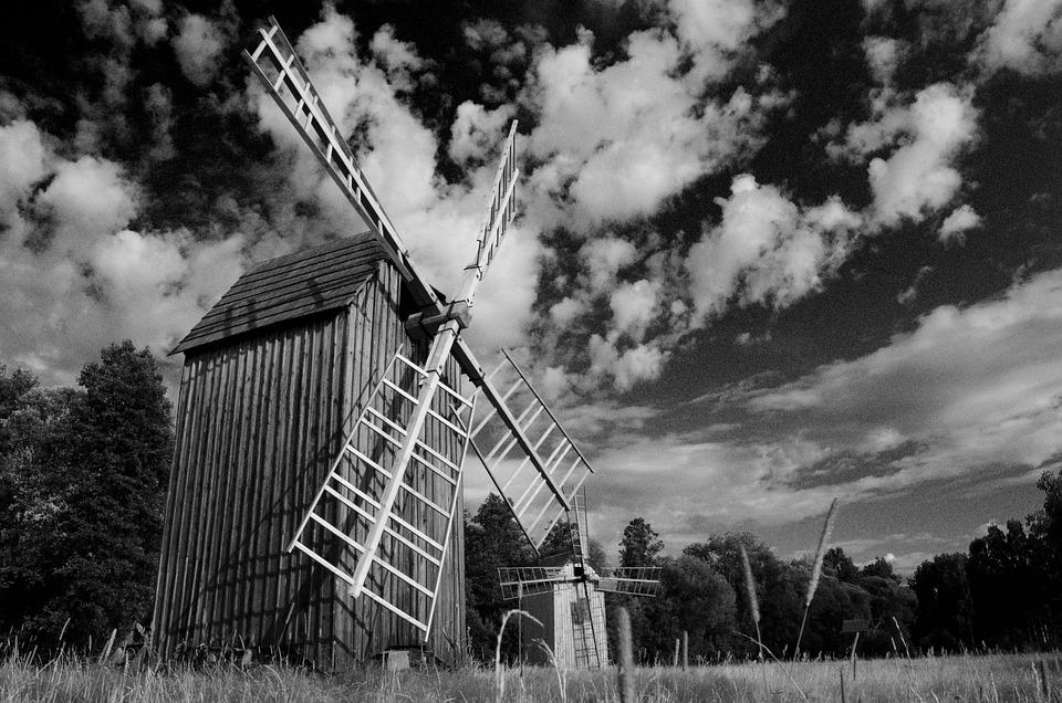 Poland, Malopolska, Kolbuszowa, Rural Architecture