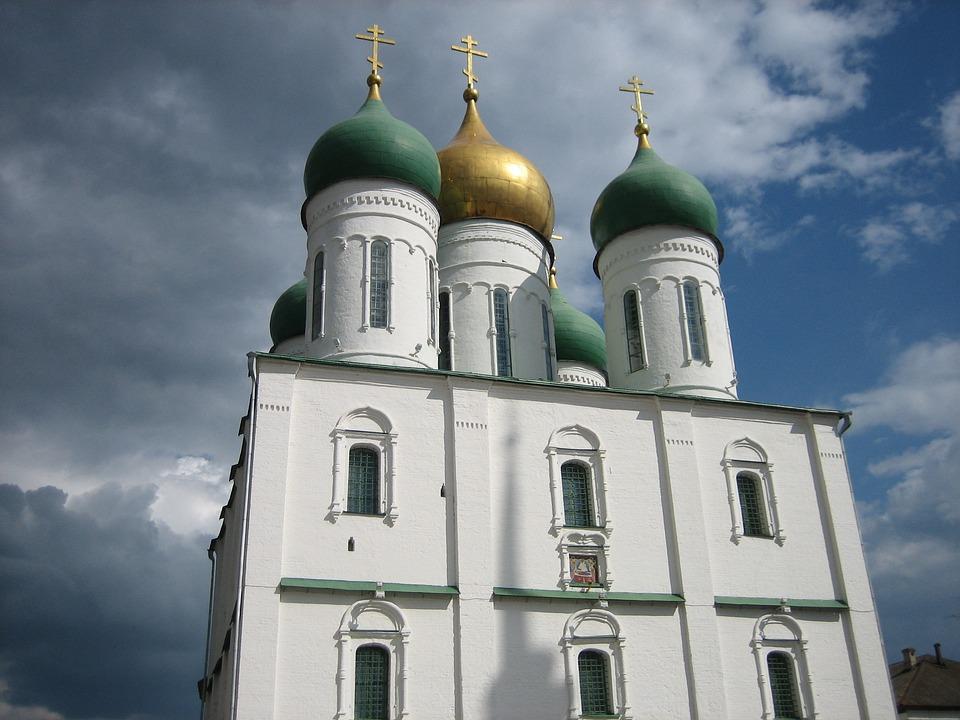 Kolomna, Church, The White Stone