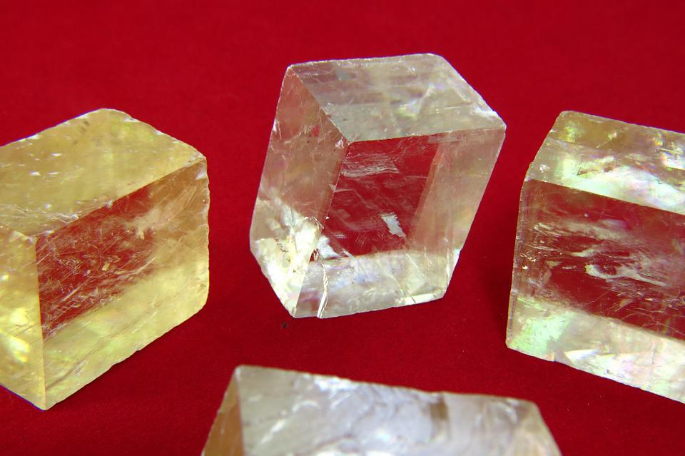 Calcite, Stone, Natural, Mineral, Kopalina, Color Stone