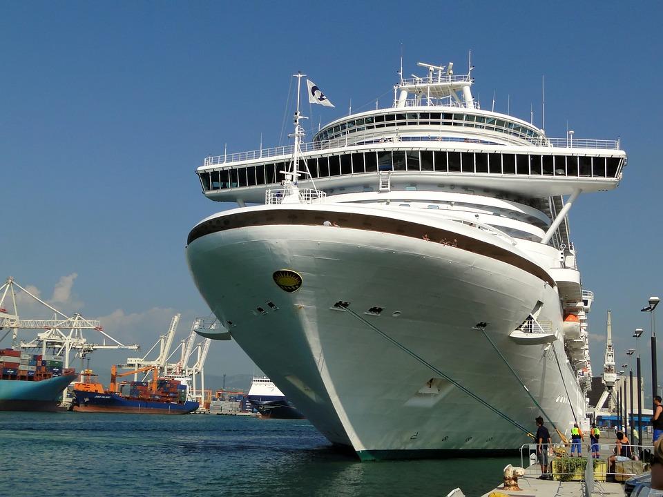 Travel, Ocean Cruise, Port, Koper, Slovenia