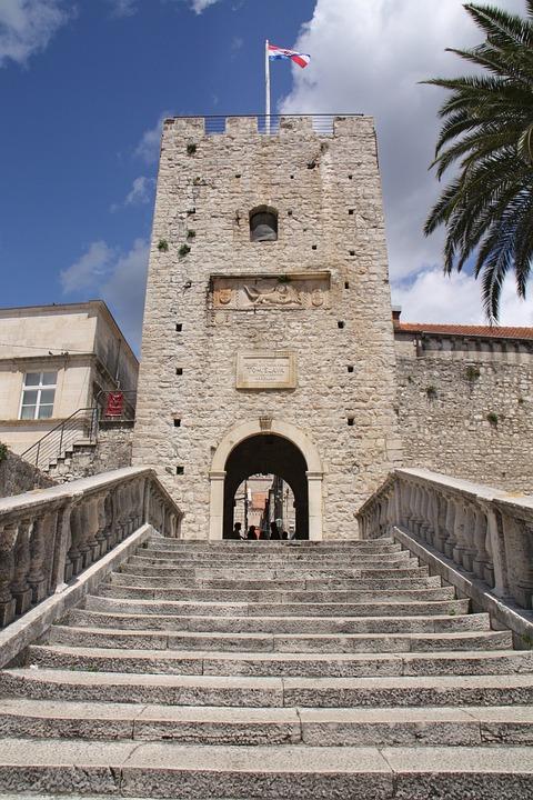 Korcula, Croatia, Marco Polo
