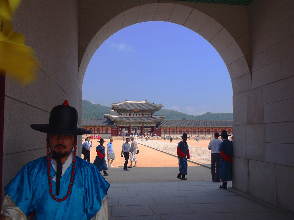 Korea, Building, Monument, Seoul, The Tradition Of