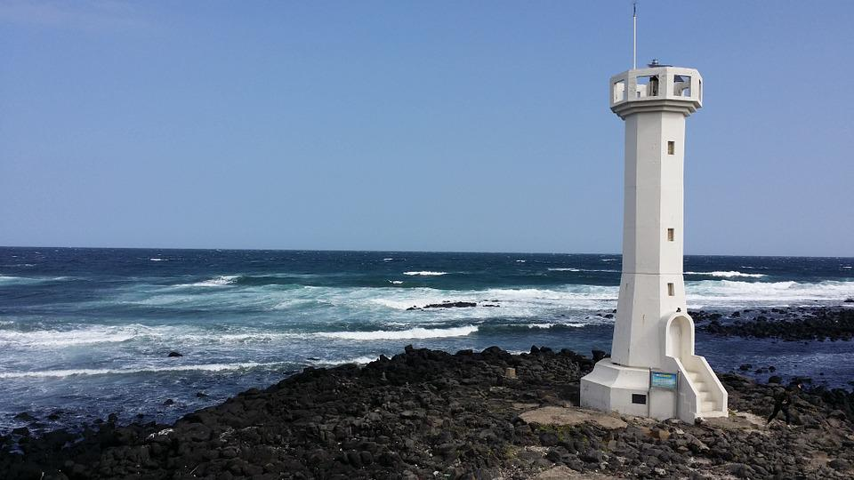 Jeju Island, Nature, Korea, Republic Of Korea, Sea
