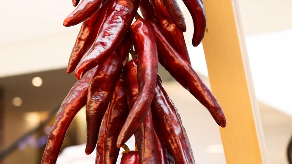 Pepper, Red Pepper, Gochujang, Korean Spice