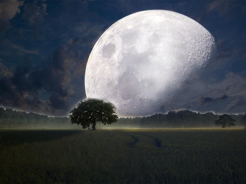 Kosmus, Universe, Milky Way, Night Sky, Mystical