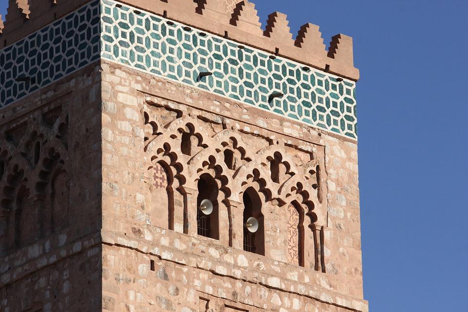 Tower, Koutobia, Marrakech