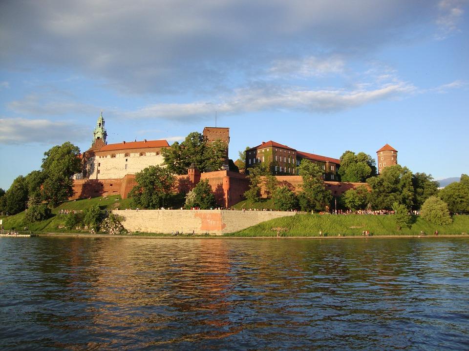 Kraków, Poland, Wawel, Architecture
