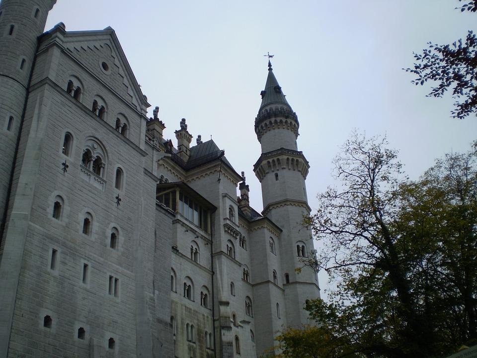 Kristin, Castle, Füssen