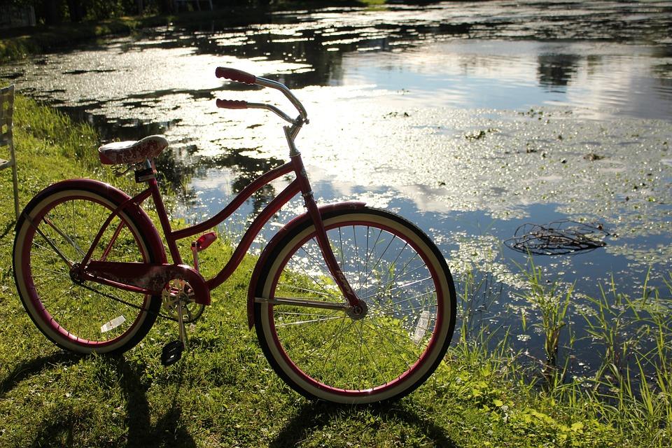 Kutshers, Bike, Sunset