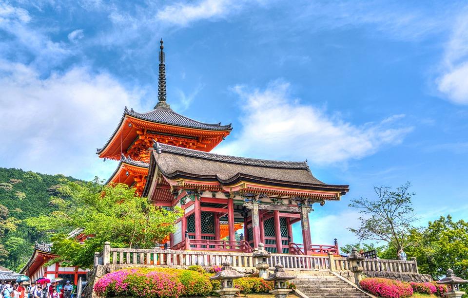 Sensō-ji, Temple, Kyoto, Japan, Japanese, Landmark
