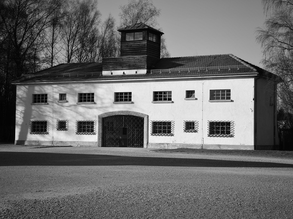Dachau, Bavaria, Germany, Konzentrationslager, Kz