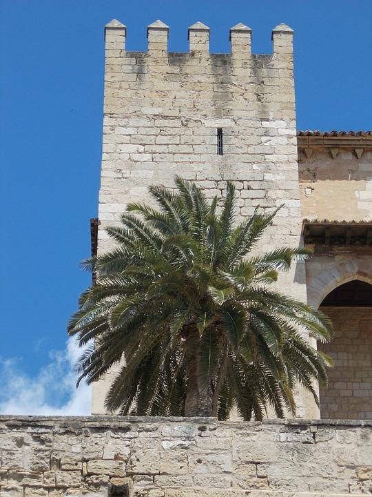 Königspalast La Almudaina, Royal Palace, La Almudaina