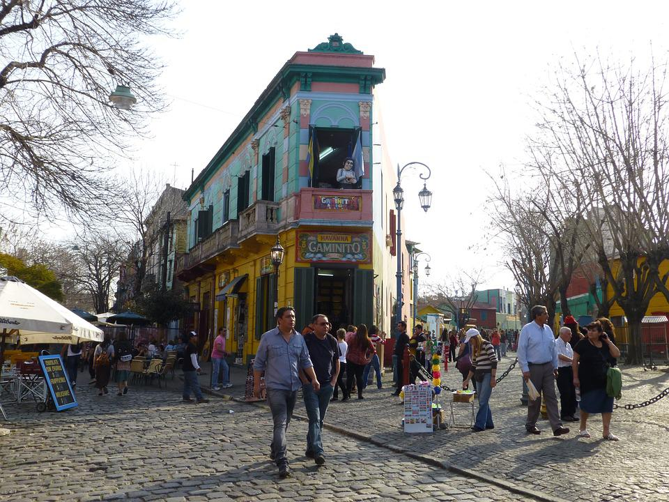 La Boca, Argentina, Buenos Aires, La, Architecture