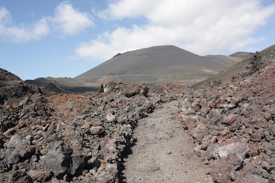 Volcanic Landscape, Landscape, Landscapes, La Palma