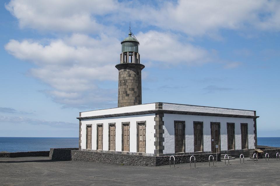 Old Lighthouse, La Palma, Salinas, Canary Islands