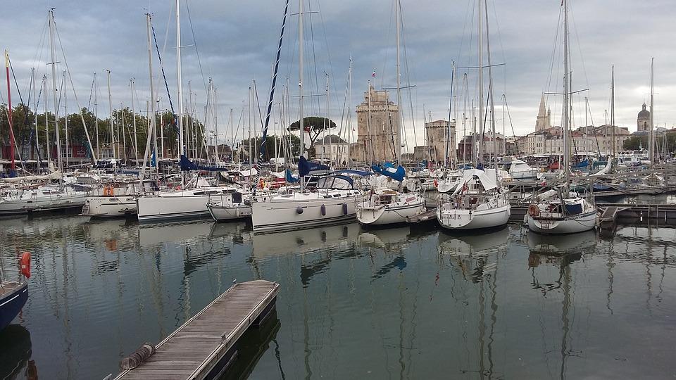 La Rochelle, City, France, Boat