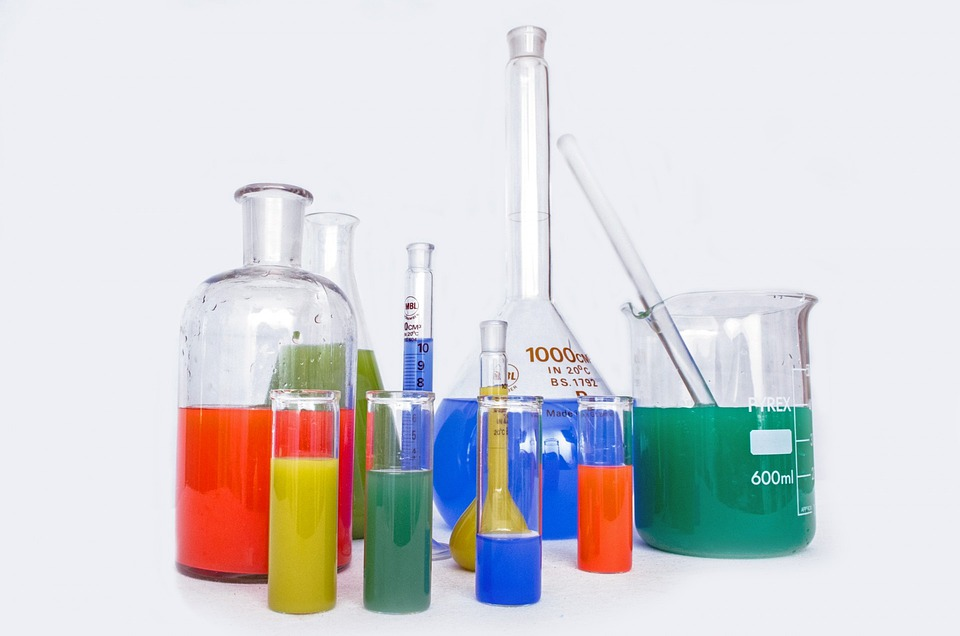 Lab, Research, Chemistry, Test, Experiment, Many