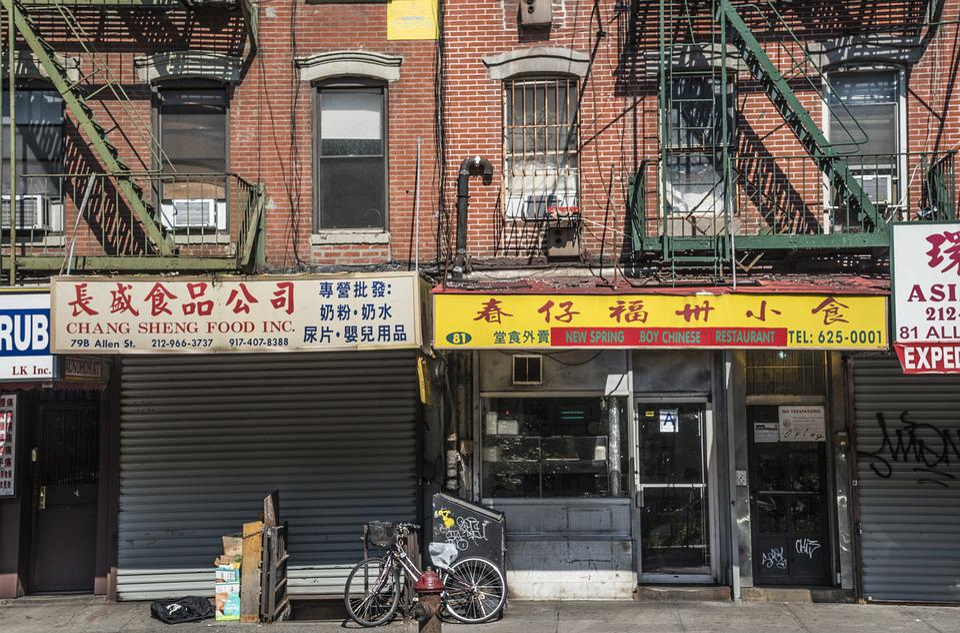New York, Chinatown, Manhattan, Labels, Posters, Lyrics