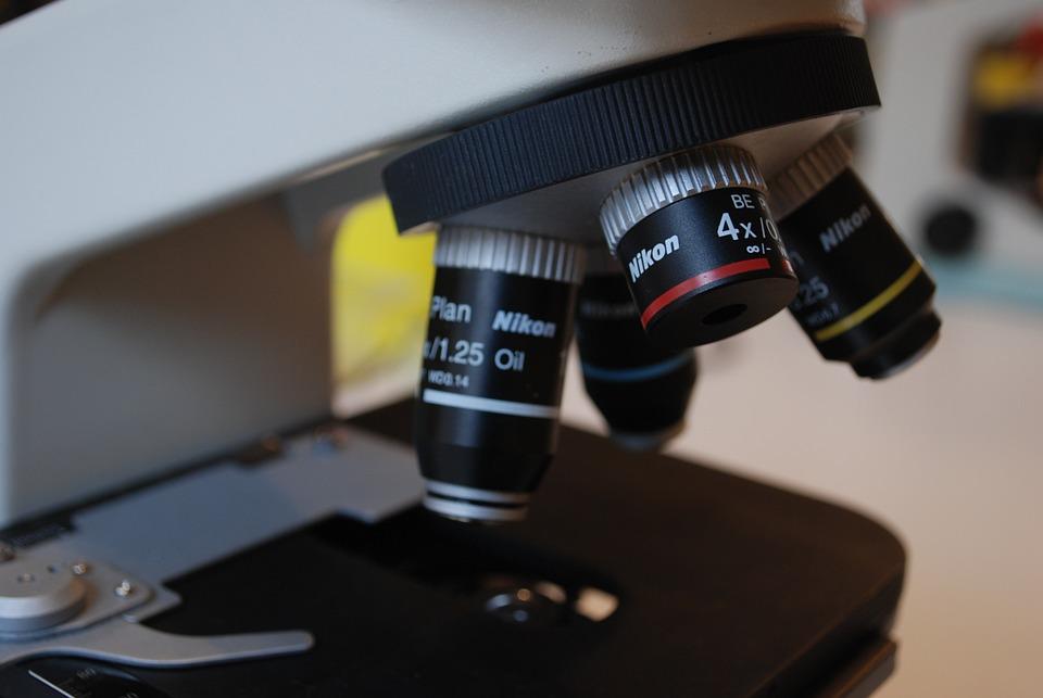 Microscope, Laboratory, Hospital, Lab, Diagnostics