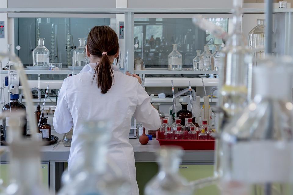 Laboratory, Analysis, Diagnostics, Hospital, Tube