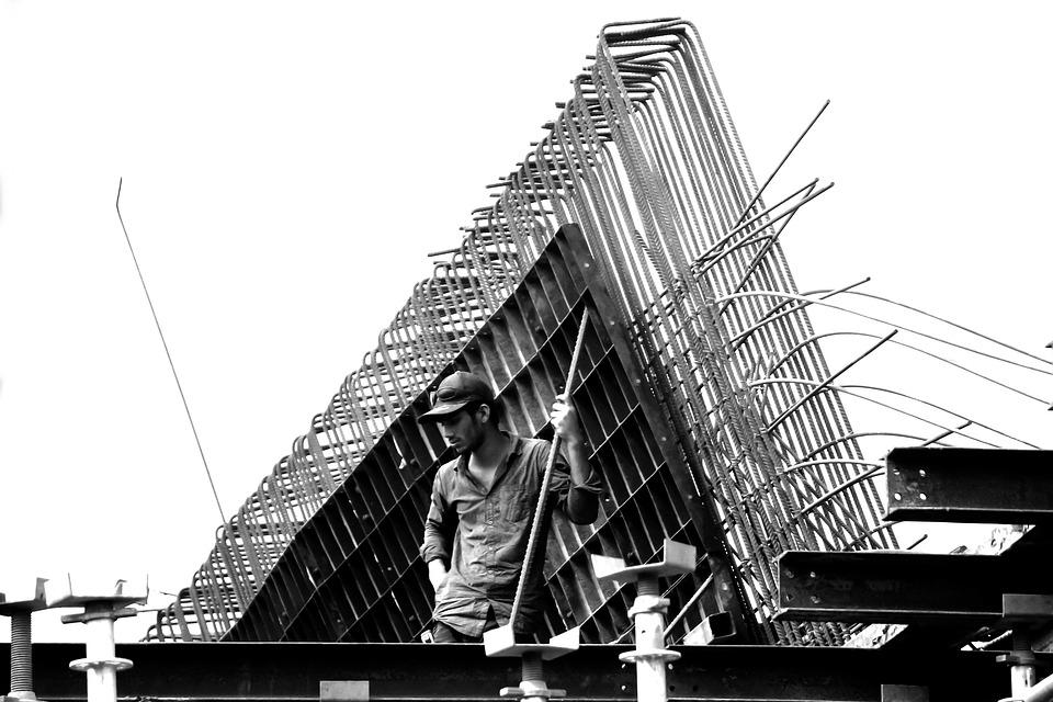 Construction, Construction Site, Build, Work, Laborer