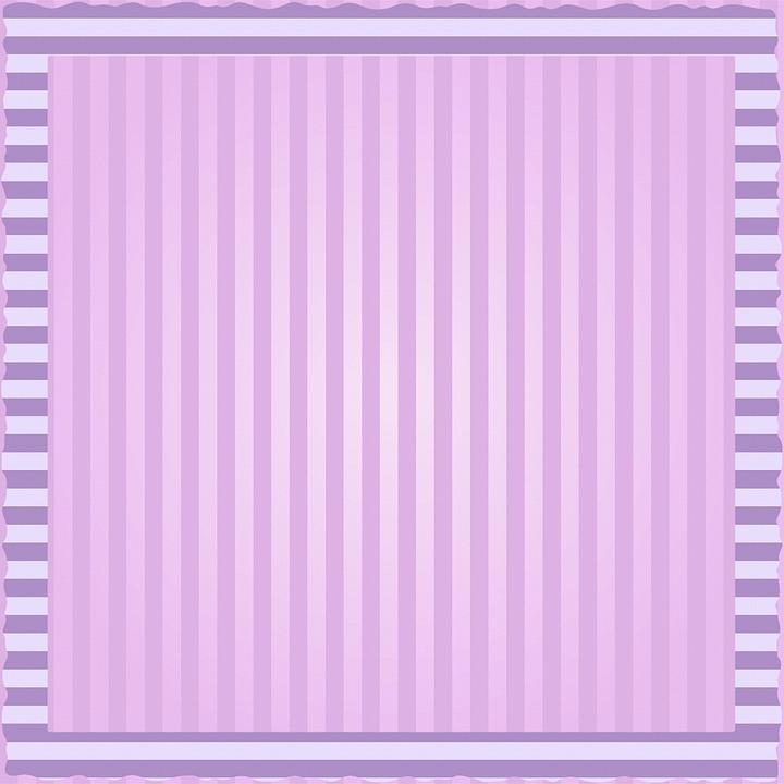 Purple Digital Paper, Lace, Stripes, Vintage