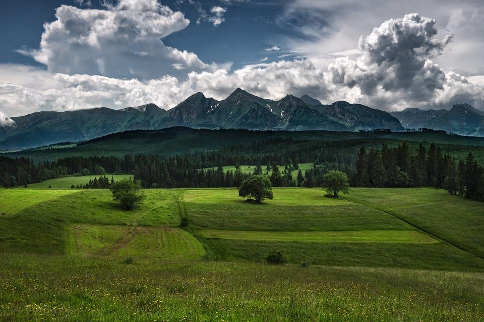 Lachance, Tatry, View, Landscape, Spisz, Mountains
