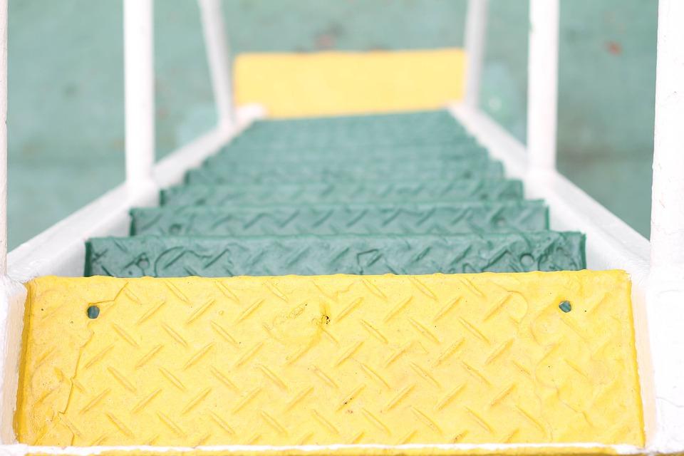 Blur, Clean, Close-up, Empty, Focus, Handrail, Ladder