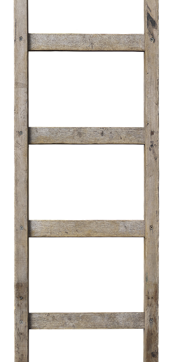 Head, Wooden Ladder, Ladder, Angle Of Attack Head, Rise