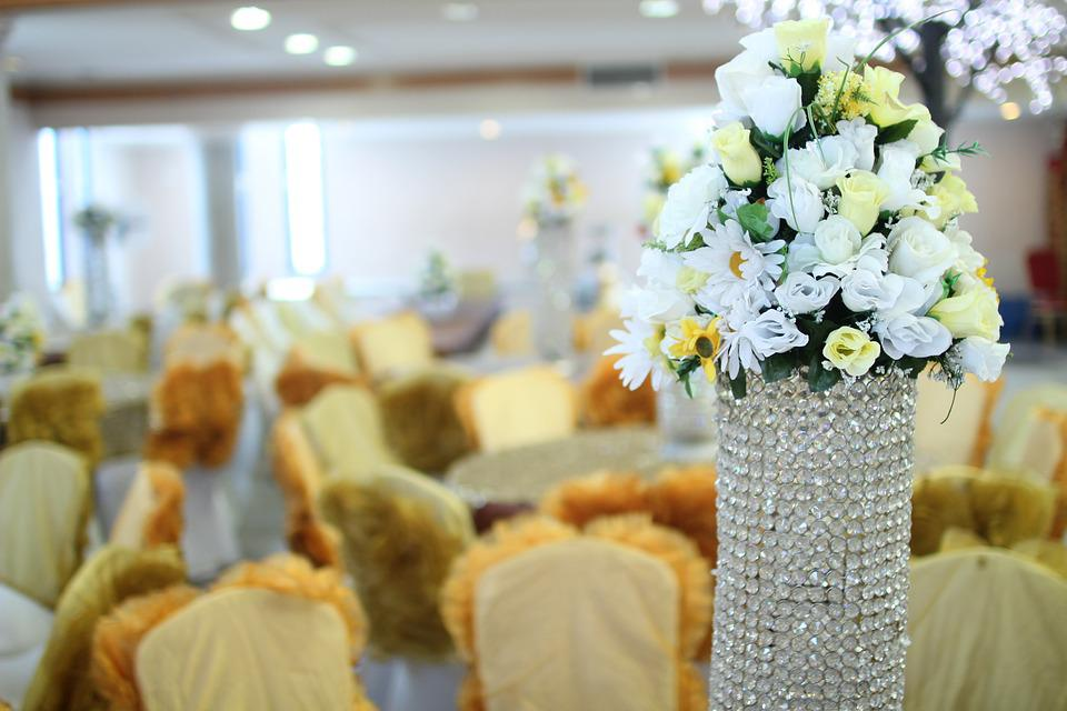 Free Photo Lagos Nigeria Wedding Reception Flower Vase Max Pixel