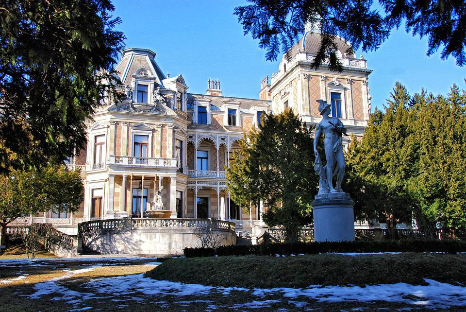 Lainzer Tiergarten, Hermes Villa, Vienna, Lainz