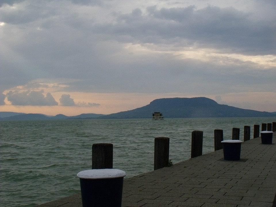 Rev, Port, Badacsony, Lake Balaton