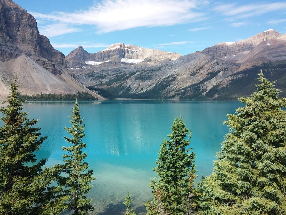 Banff, Lake, Canada